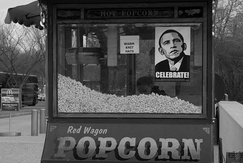 popcorn for Obama | by philliefan99