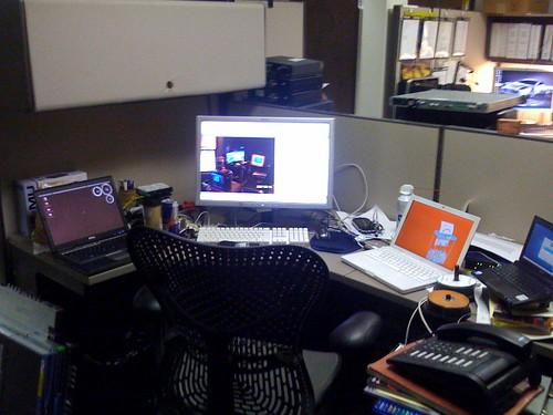Desk @ Work | by Mike Danko