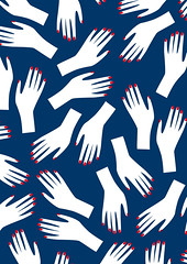 pattern hands