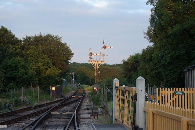 Haven street railway