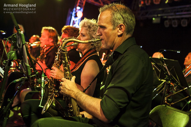 No Pressure Bigband @ Forever Young 2015