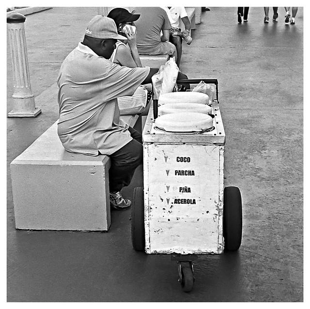 Vendedor De Helados (Ice Cream Salesman)