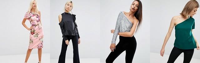 tendencias ropa 2017. asos