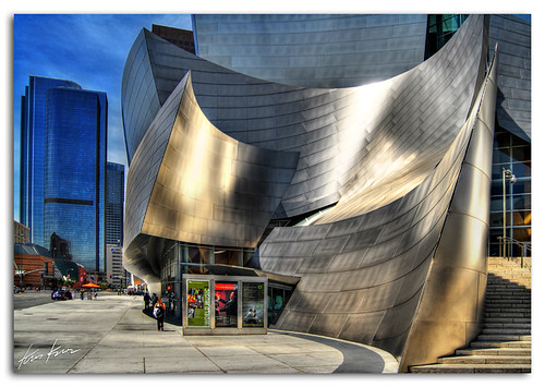 california ca digital photoshop photography la hall losangeles high concert nikon dynamic hill gehry disney bunker kris d200 walt range dri hdr kkg blend blending cs3 photomatix kros kriskros 5xp kk2k socla kkgallery