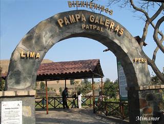 Parque de la Leyenda/ Lima  Peru
