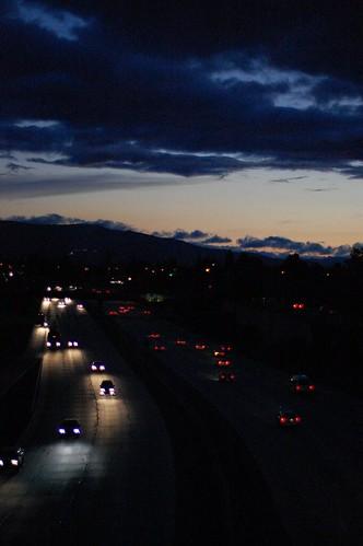 sunset sky sun clouds nikon d40 nikond40 gogbuehi