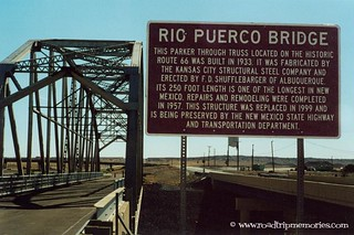 Rio Puerco Bridge - 19 miles west of Albuquerque, New Mexico | by RoadTripMemories