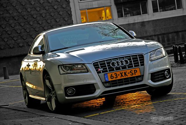 Audi S5 Arnhem Part B/W