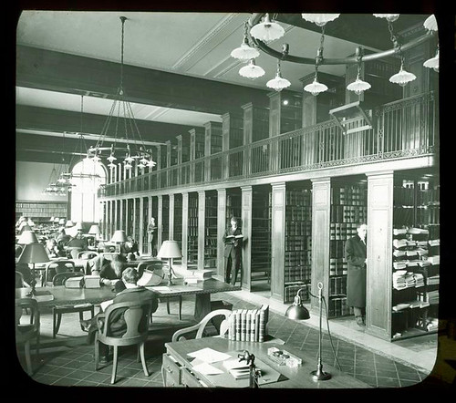 Patents Room | by New York Public Library