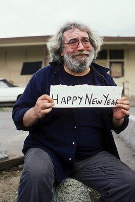 Jerry Garcia (1987) - Happy New Year