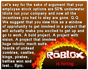 Best Help Wanted Ad (Roblox) - Eric Rice - Flickr