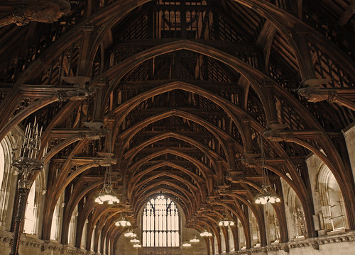 The world's first Hammerbeam roof | by Lawrence OP