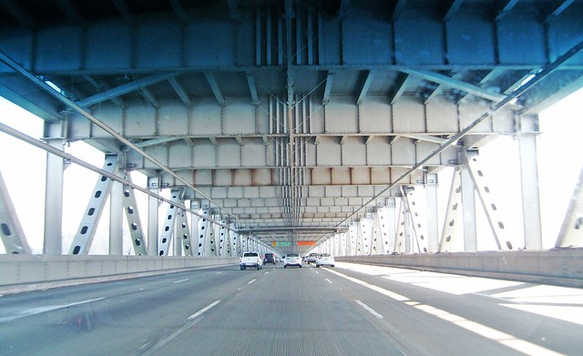 San Francisco Bay Bridge - Vanishing Point