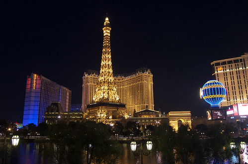 Bally's, Paris and Planet Hollywood | by Lazyllama