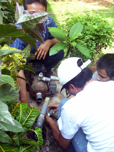 Fixing The Pump
