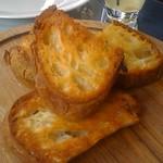 Palladin Toast