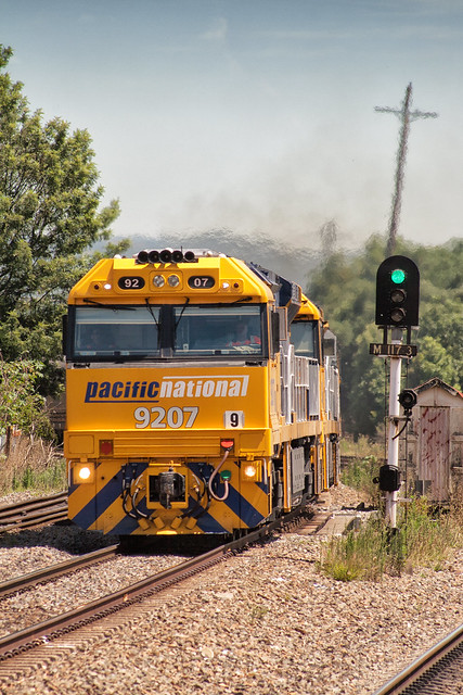 9207 at East Maitland