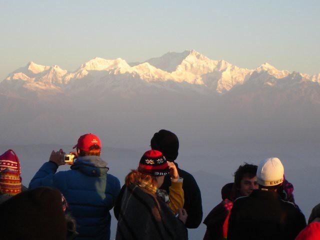 Tiger hill sunrise trek