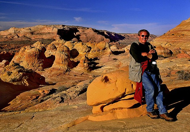 Contentment / Coyote Buttes