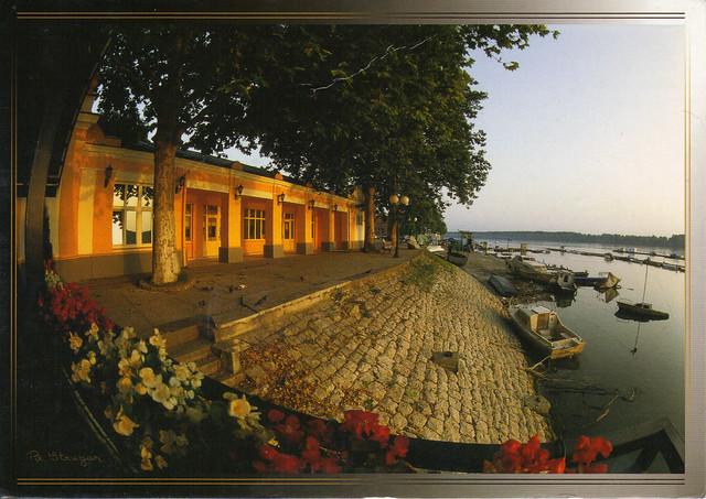 Zemun, Serbia Postcard