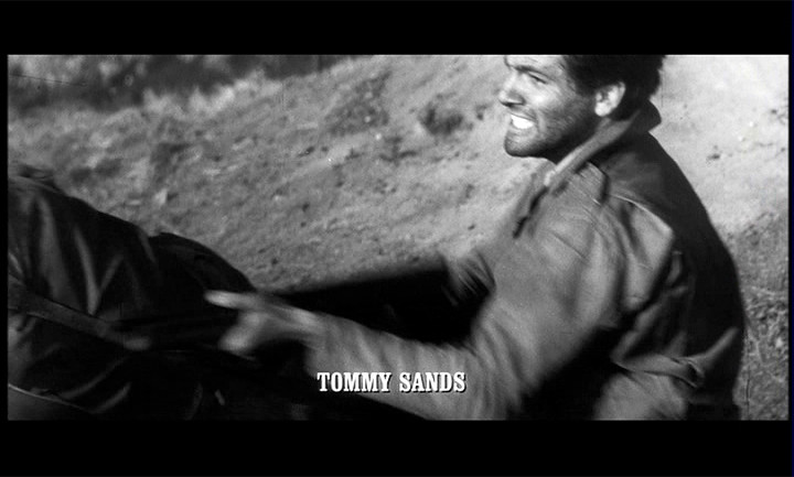 The Longest Day (1962) | Tommy Sands as a U S  Army Ranger