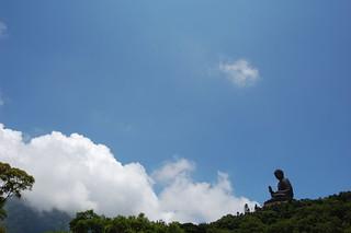 Buddha And Sky | by mhoye