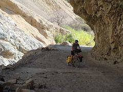 Randy on  Chuiquicara Yuracmarca road