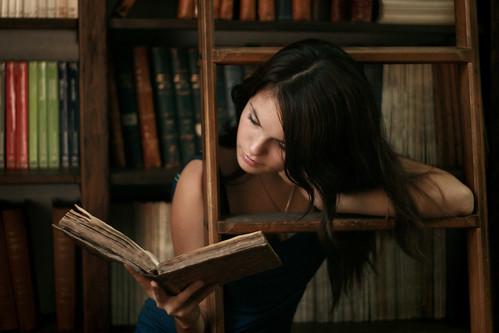 ratita de biblioteca | by Celeste