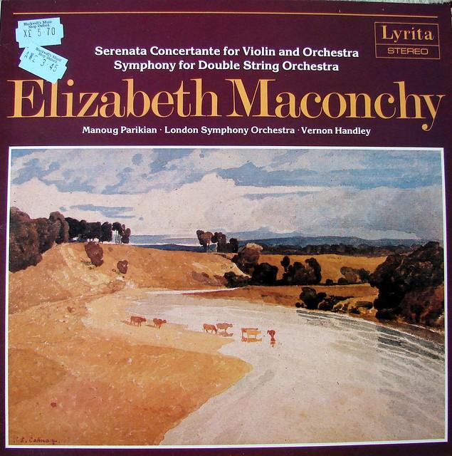 Maconchy on vinyl