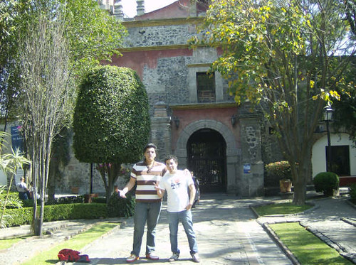 with diego @ coyoacan.