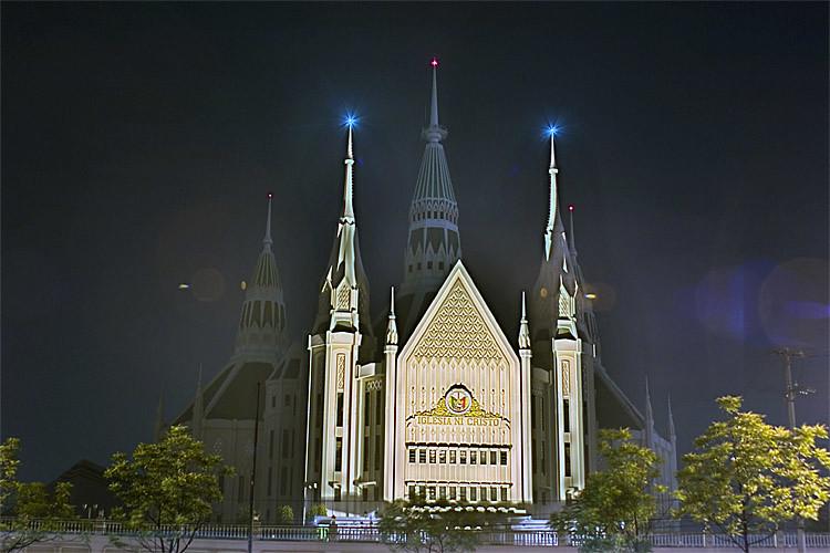 Iglesia Ni Cristo Central Temple by night   Central Temple o…   Flickr