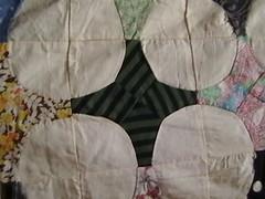 Snowball Quilt Waxahatchi-more stripes