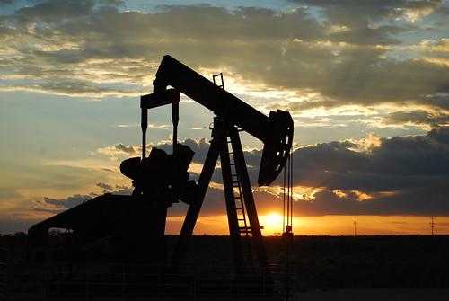Oil Pump Jack | by Paul Lowry