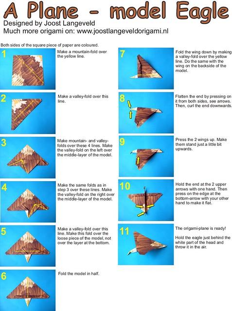 Awe Inspiring Paper Plane Diagrams Folding A Paper Plane Eagle In Ju Flickr Wiring Digital Resources Kookcompassionincorg