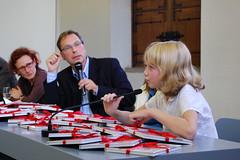 """Presentatie boek: """"Chez toi...Bij jou...chez moi...bij mij""""   by Bibliotheek Kortrijk"""