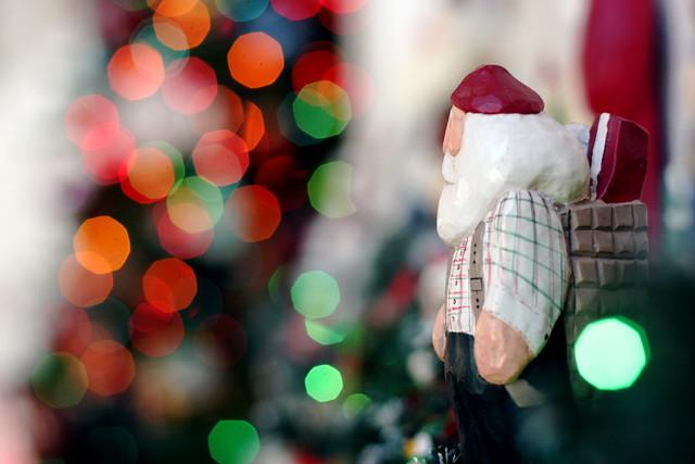 Christmas #19 - The Timberland Santa