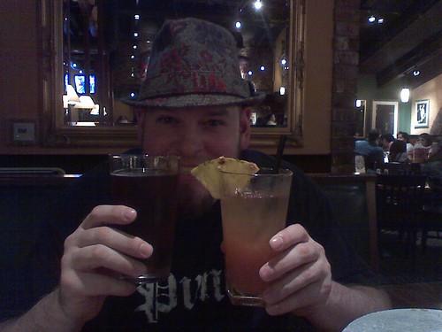 0131092117.jpg | Double-fisting = fun!! | Jason Burrows