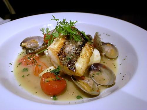 魚とアサリのグリル   by meblogoo