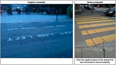 English vs. Swiss: Crosswalk | by greenbird_ontree