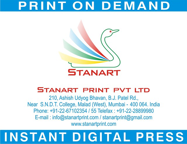 Variable-data printing | Stanart Print Pvt Ltd www stanartpr