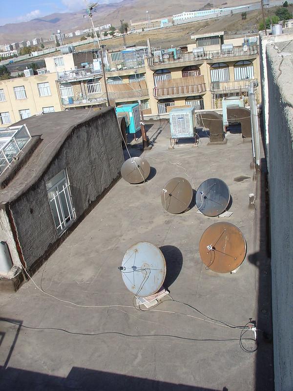 2095. Satellite Dishes. Karaj Tehran