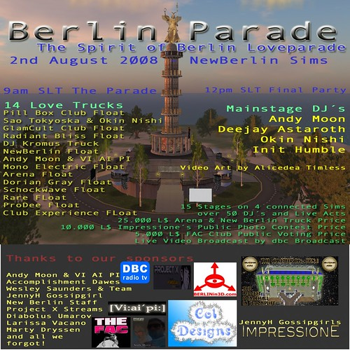 berlinparade_flyer | by newberlinstreetlife