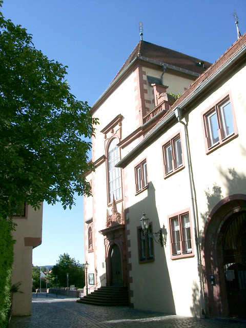 Pfaffengasse Jesuitenkirche