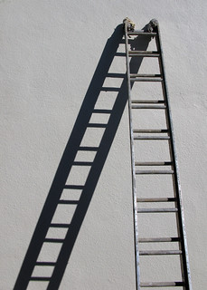 up and down the ladder | by Robert Couse-Baker