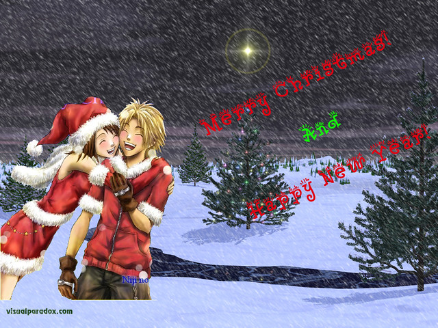 Final Fantasy Christmas.Final Fantasy X Christmas Keane Aldred 24 Flickr