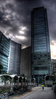docomo building | by JoopDorresteijn