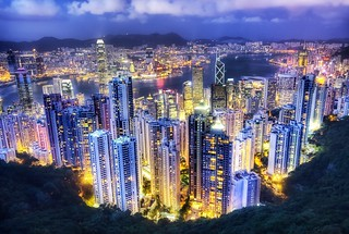 The Electric City Comes Alive | by Trey Ratcliff