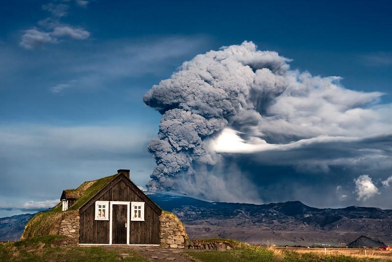 Day 143 - Eruption, Iceland 2010