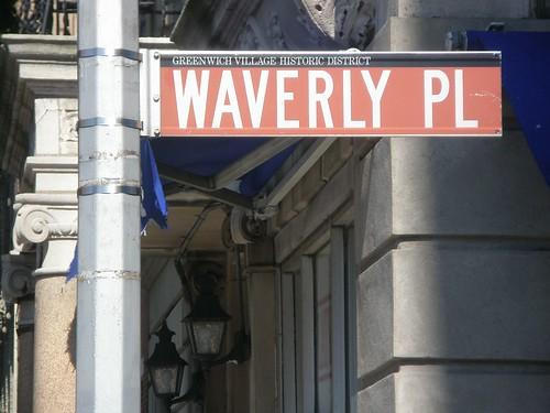 Waverly Place   by Rafael Chamorro