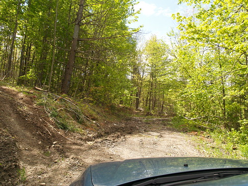vermont driving dirtroad takenwhiledriving vt deadend bychristine